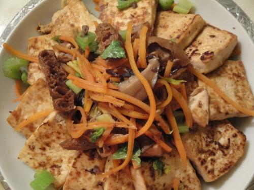 Gina's Tofu Dish