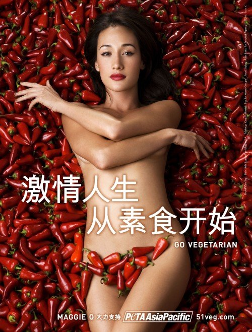 Maggie Q- Spice Up Simple Chinese PAP- 300