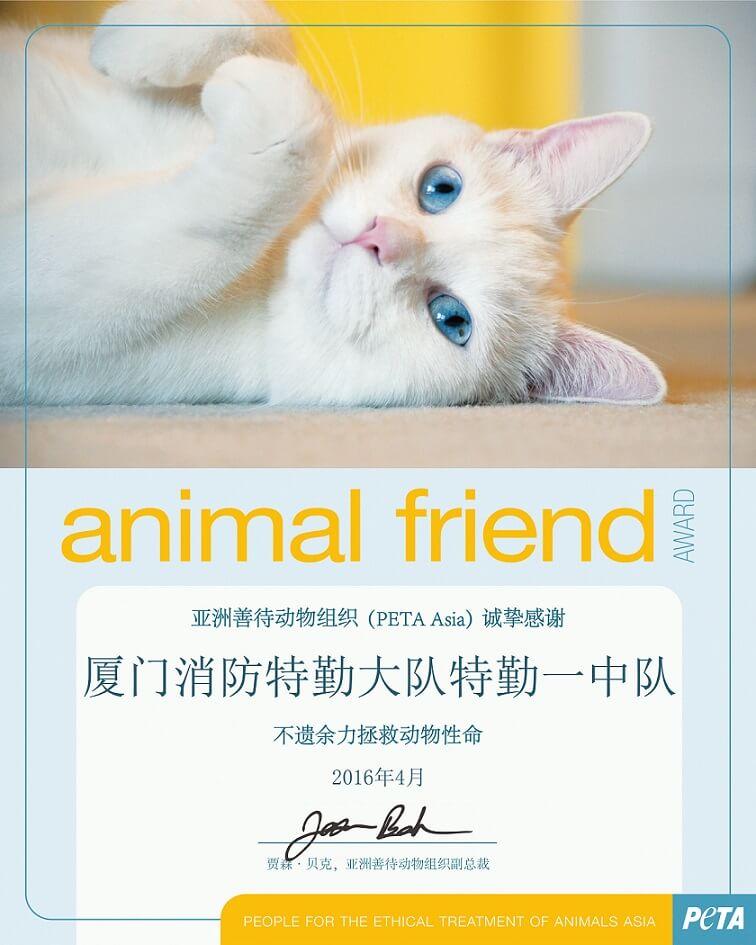 Animal Friend_Editable cert.ai