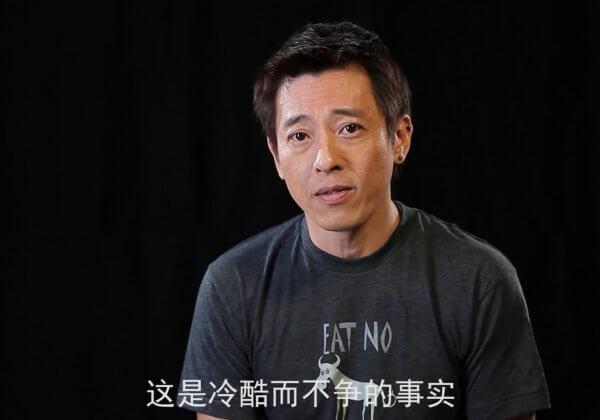 吕颂贤7分钟视频谈为何不吃动物